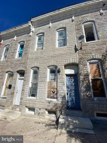 1714 Presstman Street, BALTIMORE, MD 21217 (#MDBA2014598) :: Compass