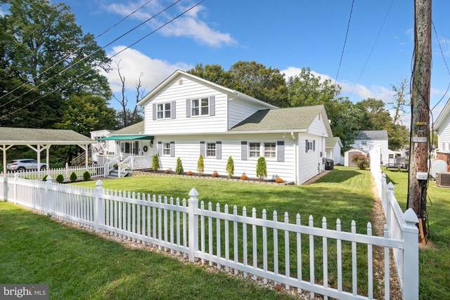 3804 16TH Street, CHESAPEAKE BEACH, MD 20732 (#MDCA2002162) :: The Maryland Group of Long & Foster Real Estate