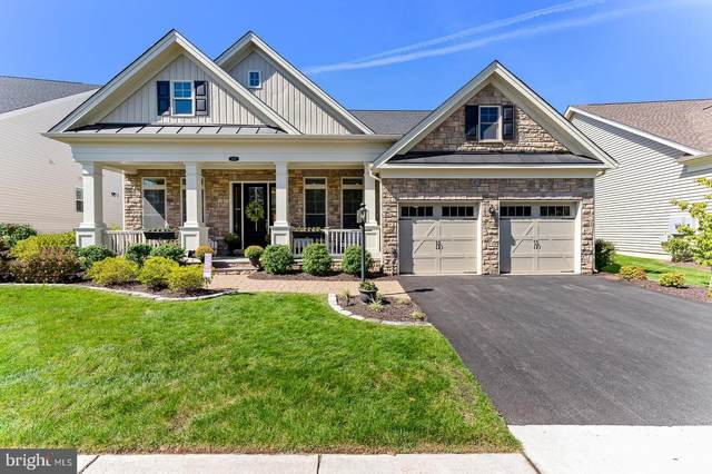 6022 Trotters Point Lane, GAINESVILLE, VA 20155 (#VAPW2010036) :: The Sky Group