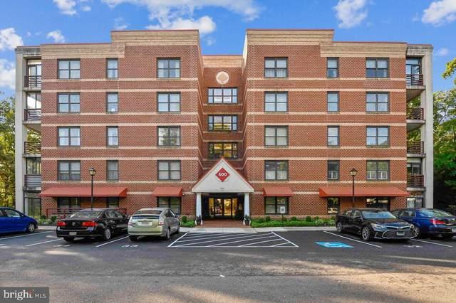 600 Mckinsey Park Drive 1-302, SEVERNA PARK, MD 21146 (#MDAA2011616) :: The Riffle Group of Keller Williams Select Realtors