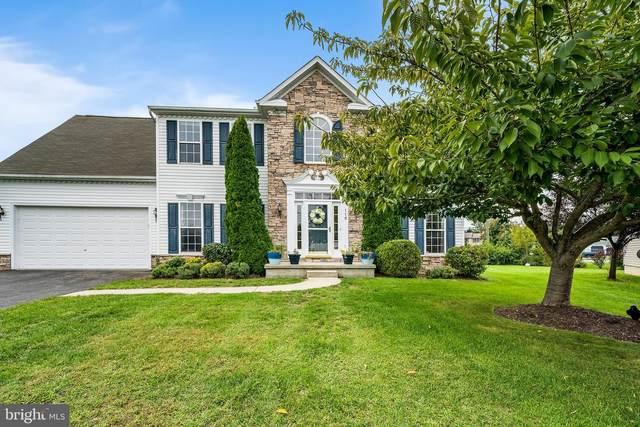 110 Hawk Creek Lane, CLAYTON, DE 19938 (#DEKT2003572) :: Your Home Realty