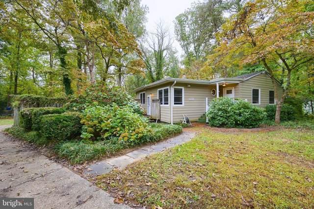 1101 Oak View Drive, CROWNSVILLE, MD 21032 (#MDAA2011622) :: The Riffle Group of Keller Williams Select Realtors