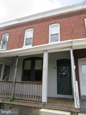 107 Pearl Street, NORRISTOWN, PA 19401 (#PAMC2013256) :: Tom Toole Sales Group at RE/MAX Main Line
