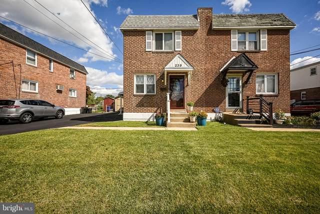 239 S Swarthmore Avenue, RIDLEY PARK, PA 19078 (#PADE2008718) :: The John Kriza Team
