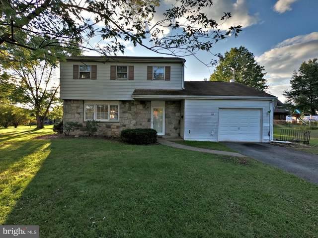 306 Maplewood Drive, DOUGLASSVILLE, PA 19518 (#PABK2005338) :: The Pierre Group