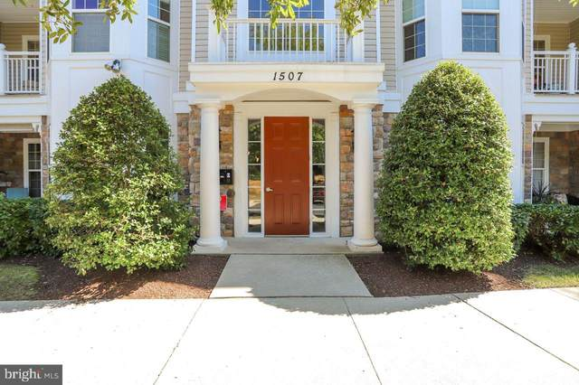 1507 Broadneck Place 1-403, ANNAPOLIS, MD 21409 (#MDAA2011654) :: The Riffle Group of Keller Williams Select Realtors