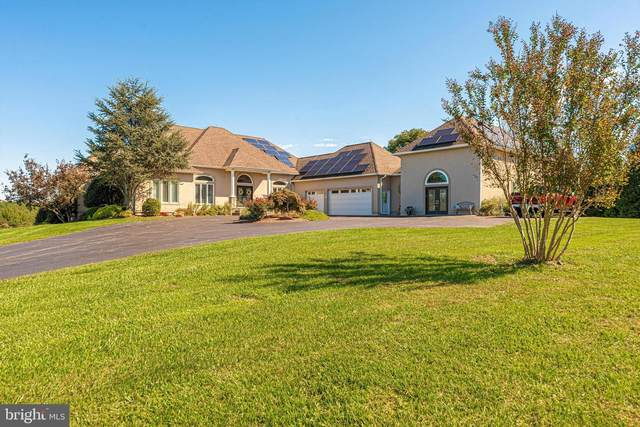 11451 Bethesda Church Road, DAMASCUS, MD 20872 (#MDMC2018790) :: Murray & Co. Real Estate