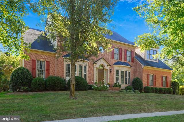 920 Urciolo Court, ANNAPOLIS, MD 21401 (#MDAA2011680) :: The Sky Group