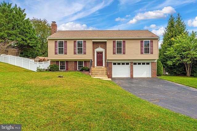 301 Spring Gate Court, MOUNT AIRY, MD 21771 (#MDFR2006816) :: The Mike Coleman Team