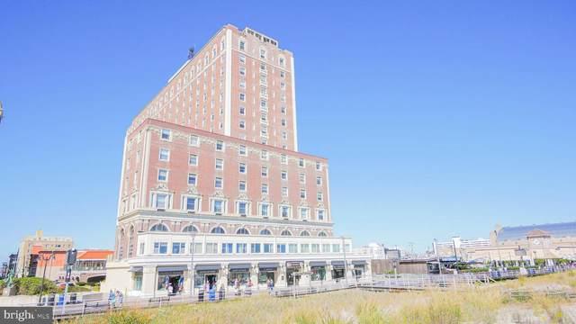 2721 Boardwalk #711, ATLANTIC CITY, NJ 08401 (#NJAC2001392) :: Rowack Real Estate Team