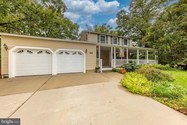 24 Argo Drive, SEWELL, NJ 08080 (#NJGL2005558) :: Rowack Real Estate Team