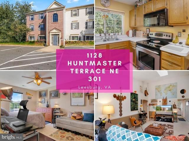 1128 Huntmaster Terrace NE #301, LEESBURG, VA 20176 (#VALO2009836) :: Shawn Little Team of Garceau Realty