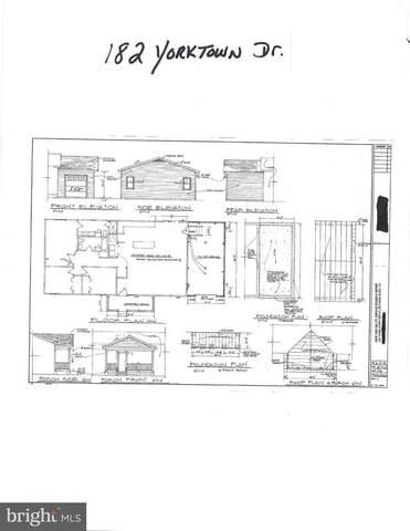 182 Yorktown Drive, RUTHER GLEN, VA 22546 (#VACV2000600) :: Crews Real Estate
