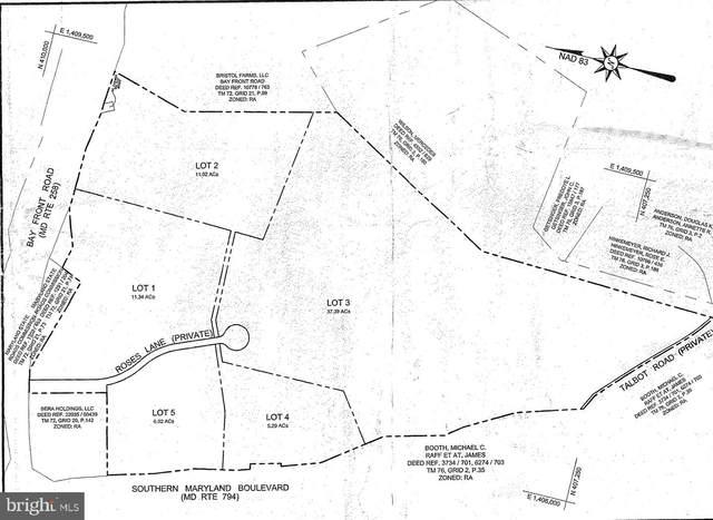 Lot 2 Stepney Fields Lane, LOTHIAN, MD 20711 (#MDAA2011722) :: The Miller Team