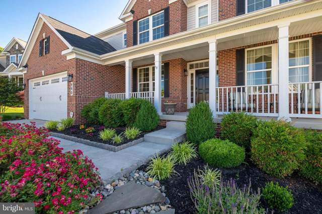990 Saddle View Way, FOREST HILL, MD 21050 (#MDHR2004424) :: Lee Tessier Team