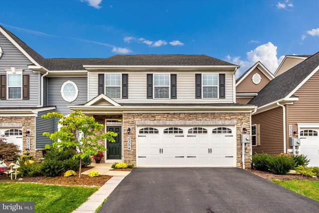 5354 Red Mulberry Way, FREDERICK, MD 21703 (#MDFR2006860) :: AJ Team Realty