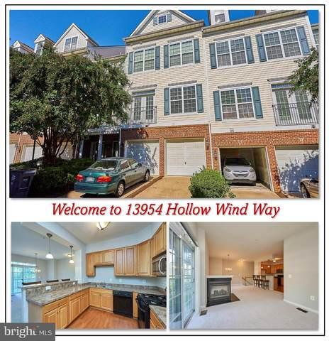 13954 Hollow Wind Way #101, WOODBRIDGE, VA 22191 (#VAPW2010172) :: FORWARD LLC
