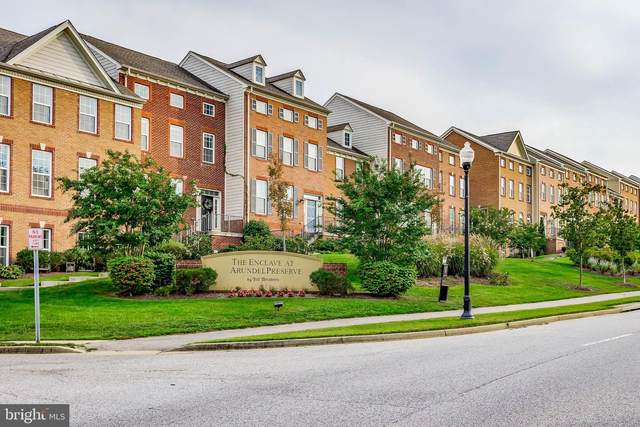 7648 Elmcrest Road, HANOVER, MD 21076 (#MDAA2011794) :: The Mike Coleman Team