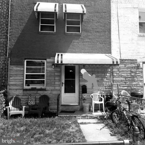 1707 Holbrook Street NE, WASHINGTON, DC 20002 (#DCDC2016692) :: Keller Williams Realty Centre
