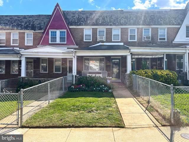 3909 Cranston Avenue, BALTIMORE, MD 21229 (#MDBA2014818) :: The Putnam Group