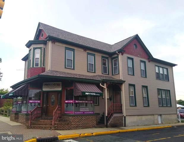 101 S Broad Street, WOODBURY, NJ 08096 (#NJGL2005618) :: The Matt Lenza Real Estate Team