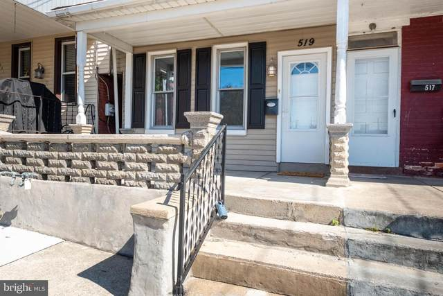 519 N 2ND Street, COLUMBIA, PA 17512 (#PALA2006352) :: Tom Toole Sales Group at RE/MAX Main Line