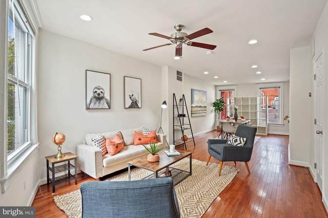 1403 Perry Place NW, WASHINGTON, DC 20010 (#DCDC2016720) :: Speicher Group of Long & Foster Real Estate