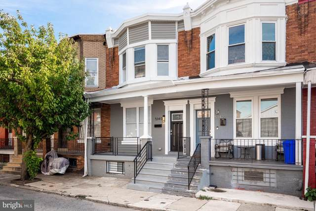 5140 Delancey Street, PHILADELPHIA, PA 19143 (MLS #PAPH2036174) :: Kiliszek Real Estate Experts