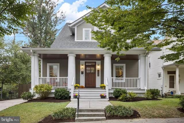 1820 Jackson Street NE, WASHINGTON, DC 20018 (#DCDC2016742) :: CENTURY 21 Core Partners