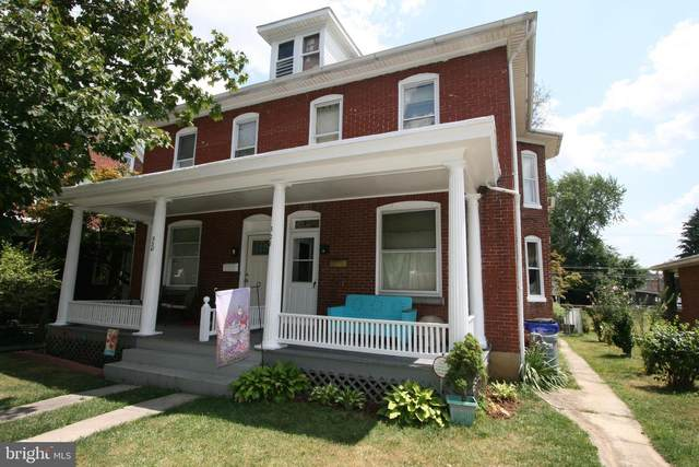 328 Westside Avenue, HAGERSTOWN, MD 21740 (#MDWA2002704) :: The Gus Anthony Team