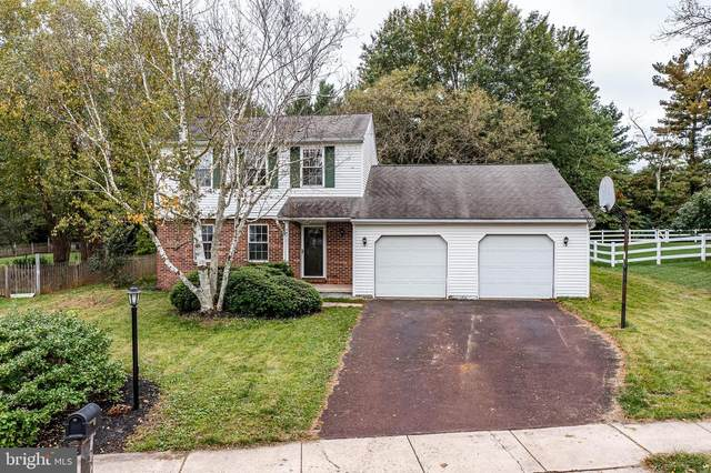 444 Cheswyck Drive, HARLEYSVILLE, PA 19438 (#PAMC2013514) :: ExecuHome Realty