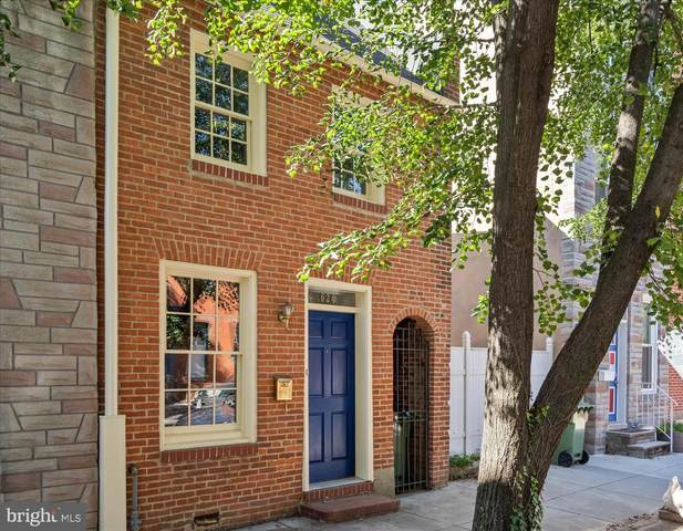 624 S Wolfe Street, BALTIMORE, MD 21231 (#MDBA2014910) :: Betsher and Associates Realtors