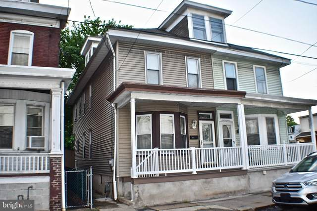23 Coal Street, PORT CARBON, PA 17965 (#PASK2001746) :: The Heather Neidlinger Team With Berkshire Hathaway HomeServices Homesale Realty