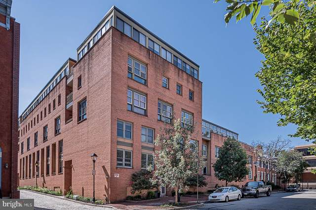 123 W Barre Street #112, BALTIMORE, MD 21201 (#MDBA2014922) :: Betsher and Associates Realtors