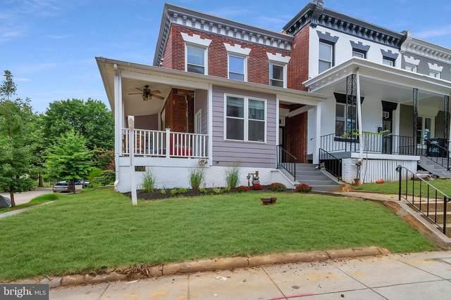1628 Eckington Place NE, WASHINGTON, DC 20002 (#DCDC2016802) :: Compass