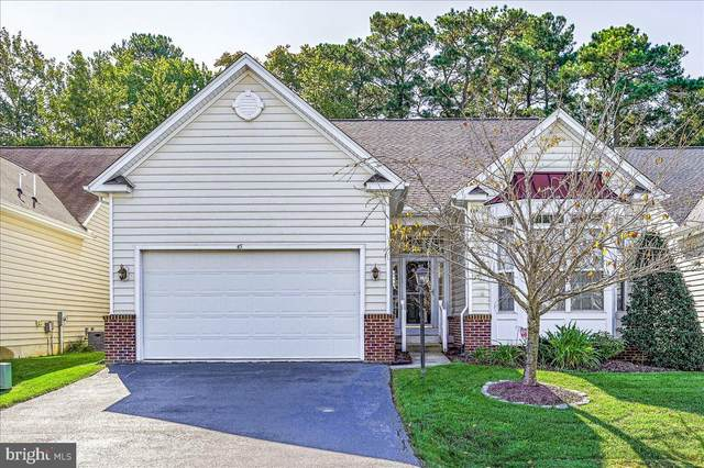45 Chatham Court, OCEAN PINES, MD 21811 (#MDWO2002898) :: The Gus Anthony Team