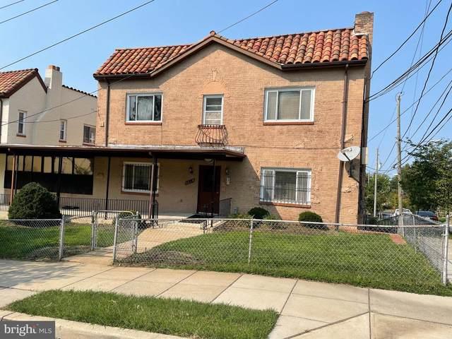 2834 R Street SE #2, WASHINGTON, DC 20020 (#DCDC2016810) :: Integrity Home Team