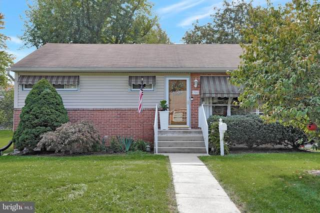 316 Belview Avenue, HAGERSTOWN, MD 21742 (#MDWA2002712) :: Arlington Realty, Inc.