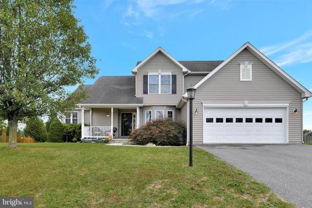 197 Creighton Court, MARTINSBURG, WV 25404 (#WVBE2003194) :: The MD Home Team