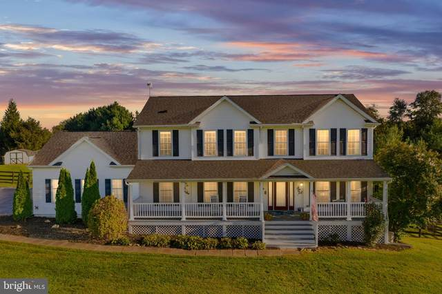 19140 Pintail Court, PURCELLVILLE, VA 20132 (#VALO2009980) :: The Sky Group