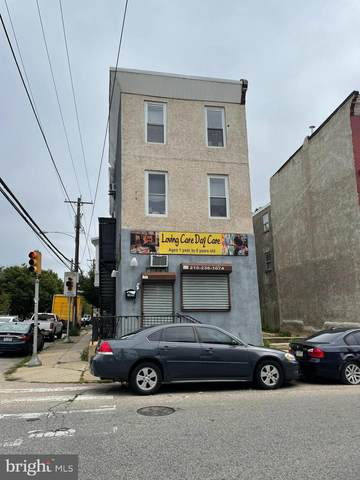 1855 N 22ND Street, PHILADELPHIA, PA 19121 (#PAPH2036394) :: Tom Toole Sales Group at RE/MAX Main Line