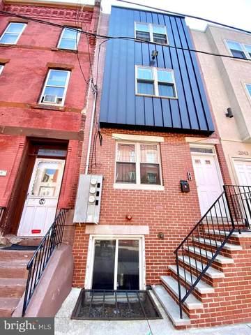 2045 N Gratz Street, PHILADELPHIA, PA 19121 (#PAPH2036416) :: The Matt Lenza Real Estate Team