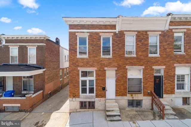 1703 Darley Avenue, BALTIMORE, MD 21213 (#MDBA2014998) :: Dart Homes