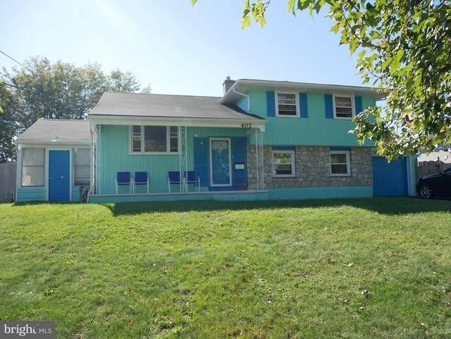 402 E Franklin Avenue, BEVERLY, NJ 08010 (#NJBL2008832) :: Rowack Real Estate Team