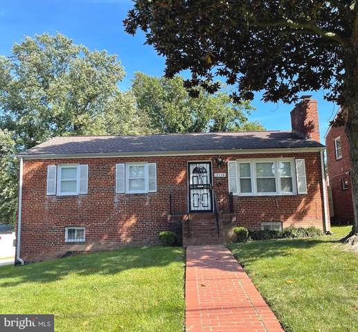 1116 34TH Street SE, WASHINGTON, DC 20019 (#DCDC2016882) :: Integrity Home Team