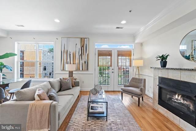5524 9TH Street NW #3, WASHINGTON, DC 20011 (#DCDC2016906) :: Crossman & Co. Real Estate