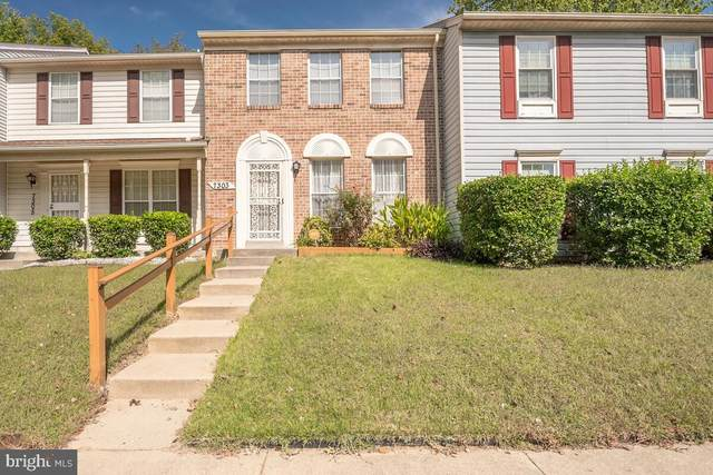 7303 Shady Glen Terrace, CAPITOL HEIGHTS, MD 20743 (#MDPG2014454) :: Compass