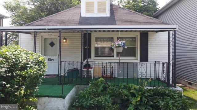 215 Connor Street, NORRISTOWN, PA 19401 (#PAMC2013604) :: The John Kriza Team