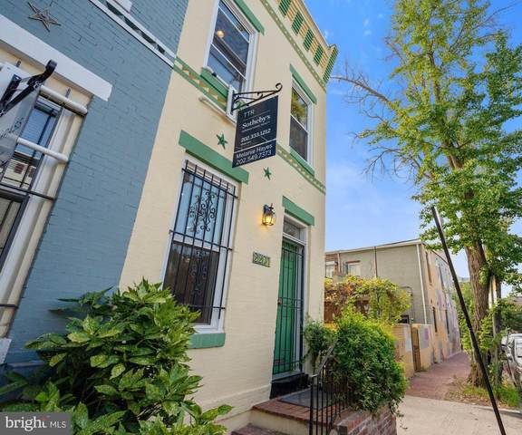 2207 12TH NW, WASHINGTON, DC 20009 (#DCDC2016962) :: The Dailey Group