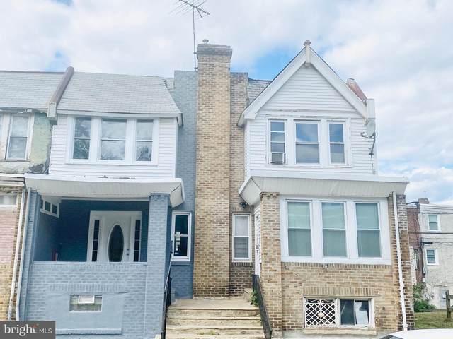 5531 Beaumont Ave, PHILADELPHIA, PA 19143 (#PAPH2036564) :: Revol Real Estate